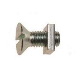 Gutter  Bolts  Zinc  Plated
