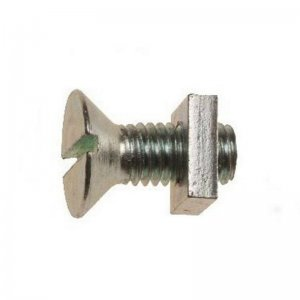 Gutter Bolts - Zinc Plated