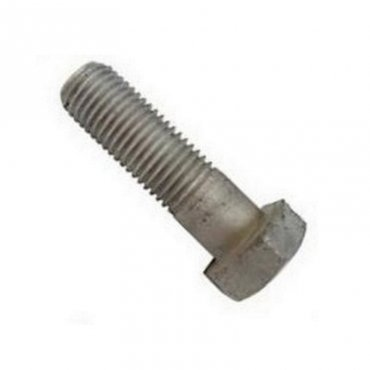 M16x160  Hex  Head  Bolt  Galvanised