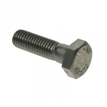 M16x50  Hex  Head  Bolt  Stainless  Steel