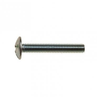 M6x12  Roofing  Bolts  Zinc  Plated