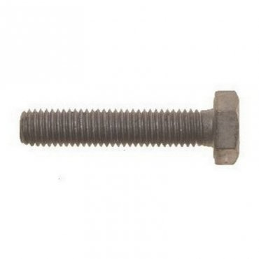 M10x60  Hex  Head  Set  Screw  Galvanised