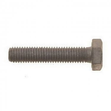 M16x60  Hex  Head  Set  Screw  Galvanised