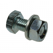 Set Screws Zinc Plated [Metric Grade 8.8 CE Certified]