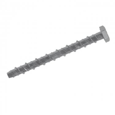 M16x200 Hexagon Head Thunderbolt CE Approved - Mechanical Galvanised (Pack of 10)