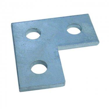 Flat  Brackets  -  L  or  T  Shaped