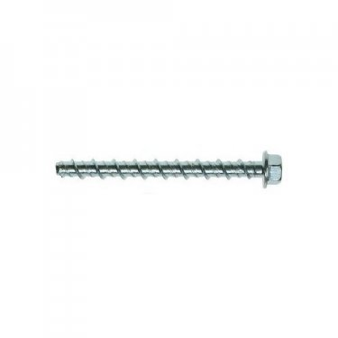 Hex  Head  Flange  Ankerbolts  -  Zinc  Plated