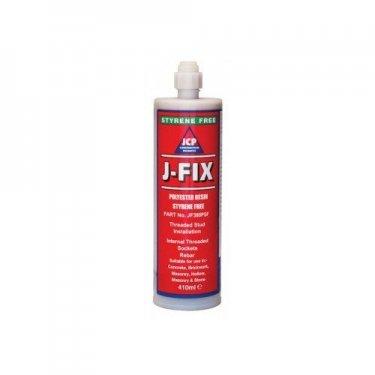 JF380PSF Polyester Styrene Free Injestion Resin 410ml (Pack of 12)