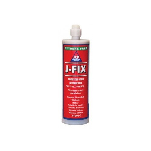JF150P Polyester Styrene Free Injestion Resin 150ml (Pack of 12)