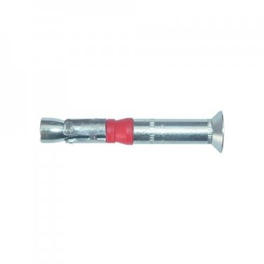 Heavy  Duty  Countersunk  Sleeve  Anchors  -  Zinc  Yellow  Plated