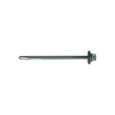 Metalfix  Light  Duty  Self  Drilling  Screws  Zinc  Plated