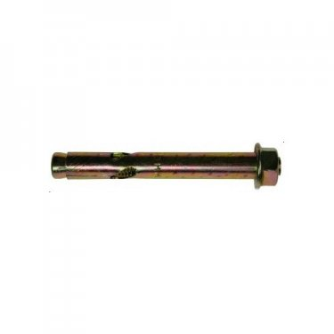 Sleeve  Anchors  With  Hex  Nut  -  Zinc  Yellow  Plated  (Minibags)