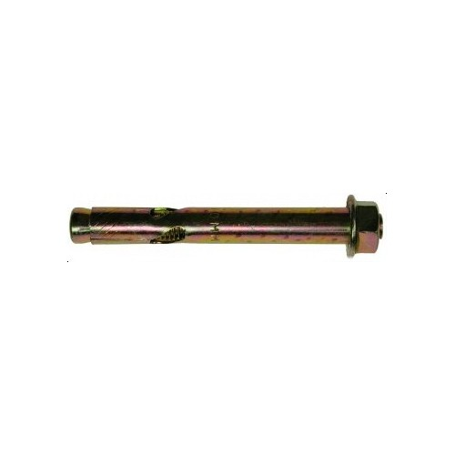 Sleeve  Anchors  With  Hex  Nut  -  Zinc  Yellow  Plated