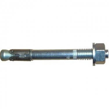 Throughbolts  -  Clear  Zinc  Plated  [ETA  Option  1]
