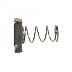 M12  Long  Spring  Channel  Nuts  Galvanised