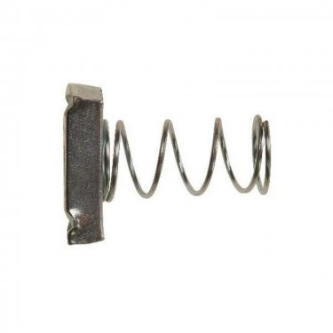 M12  Channel  Nuts  Galvanised  -  Long  Spring