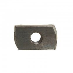 M6  Channel  Nuts  Zinc  Plated  -  No  Spring