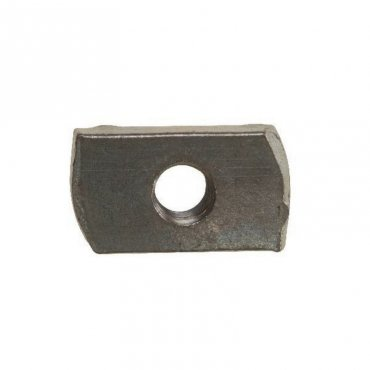 M12  Channel  Nuts  Zinc  Plated  -  No  Spring