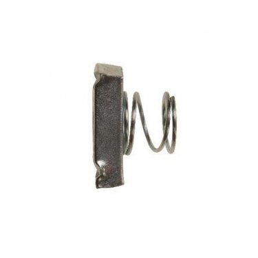 M8  Channel  Nuts  Zinc  Plated  -Short  Spring
