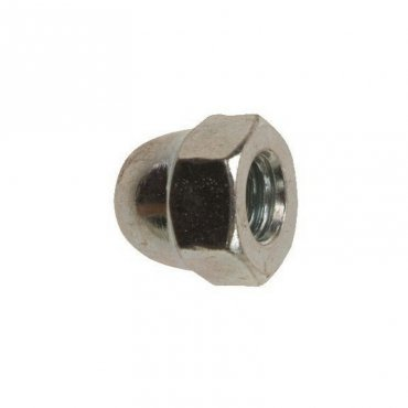 M16  Dome  Nuts  Stainless  Steel