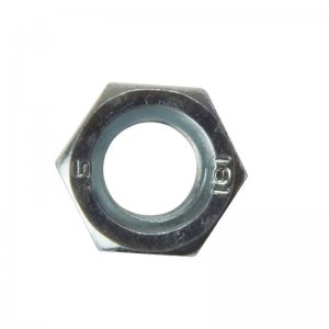 Full Nuts Zinc Plated [Metric Grade 8]