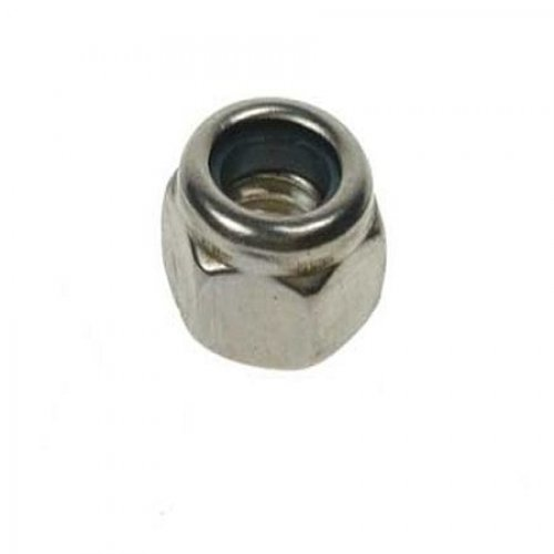 UNC  Nyloc  Nuts  Stainless  Steel  [DIN  982  Grade  304  A2]