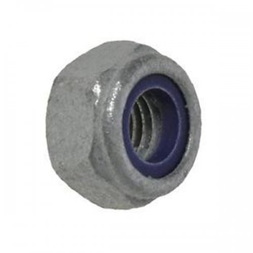 M8  Nyloc  Nuts  Type  'T'  Galvanised  Grade  10