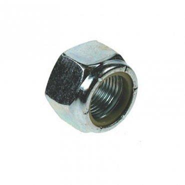 UNF  Nyloc  Nuts  Zinc  Plated  NE  Pattern  [Grade  SAE  2]