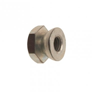M6  Shear  Nuts  Zinc  Plated