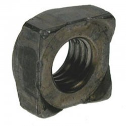 Weld  Nuts  Self  Colour  [Square]