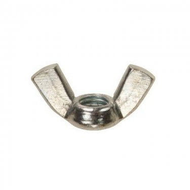 M3  Wing  Nuts  Zinc  Plated