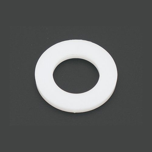 M10 Form 'A' Flat Washers Natural Nylon (Pack of 500) [DIN 125A]