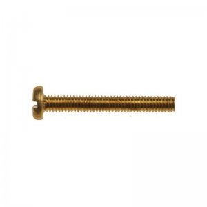 Machine Screws - Brass