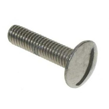 Slotted  Pan  Head  Machine  Screws  Stainless  Steel  [Grade  316  A4]