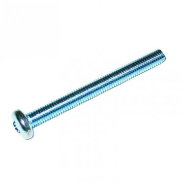 Pozi  Pan  Machine  Screws  Zinc  Plated