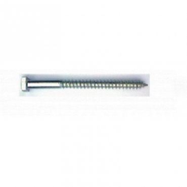 Square  Head  Coach  Screws  Zinc  Plated