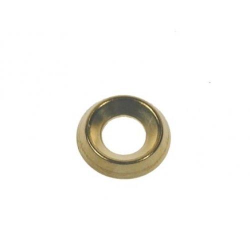 TwinQwik  Brass  Surface  Screw  Cups