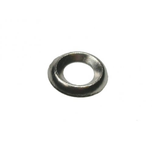 TwinQwik  Brass  Surface  Screw  Cups  Nickel  Plated