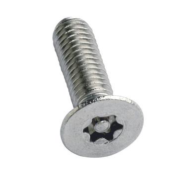 6  Lobe  Pin  Csk  Machine  Screws  A2  Stainless