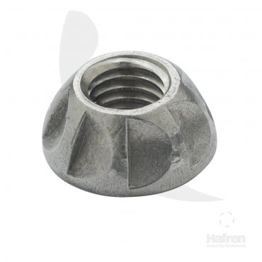 Kinmar  Permanent  Nut A2  Stainless