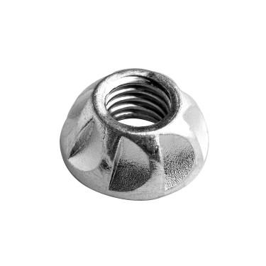 Kinmar  Permanent  Nut  Zinc  Plated