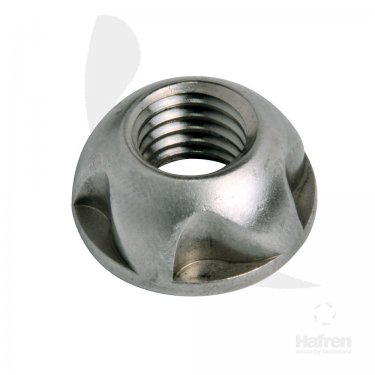 Kinmar  Removable  Nut  A2  Stainless