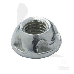 Kinmar  Removable  Nut  Zinc  Plated