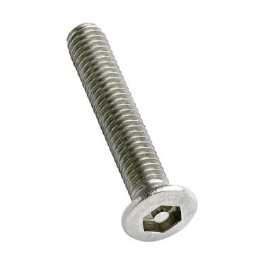 Pin  Hex  Raised  Csk  Metric  Machine  Screws  Stainless