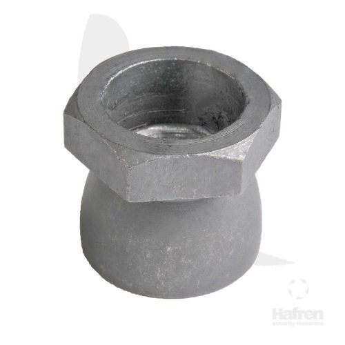M10 Shear Nuts Galvanised (Pack of 100)