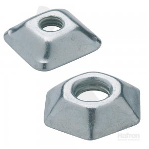 Tufnut Security Nut