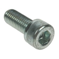 M10 Socket Cap Screws - Zinc Plated