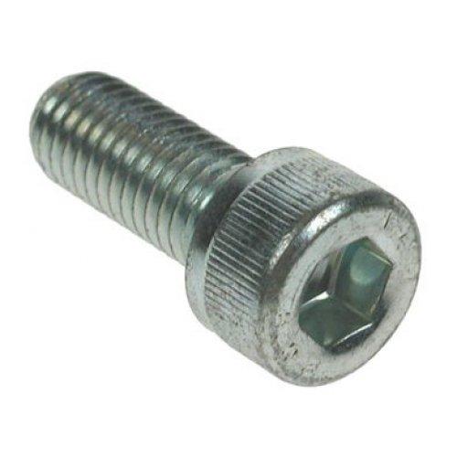 M5x8  Socket  Cap  Screws  Zinc  Plated