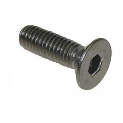 M3x20  Countersunk  Socket  Screws  Stainless  Steel