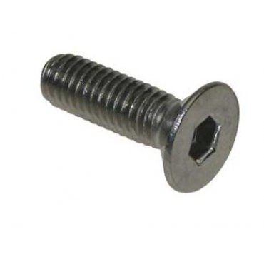 M3x8  Countersunk  Socket  Screws  Stainless  Steel